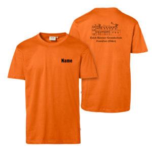 ekg No292 TShirtClassic 027 orange