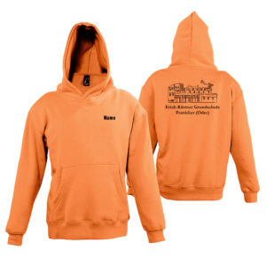 ekg L325K HoodySlam orange